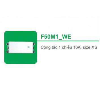 Hình ảnh của Công tắc 1 chiều 16A, Size XS