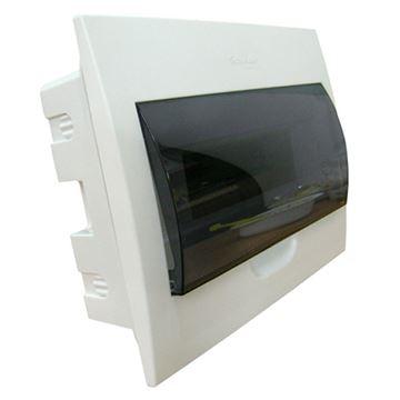 Hình ảnh của Tủ điện nhựa âm tường - Easy9 box