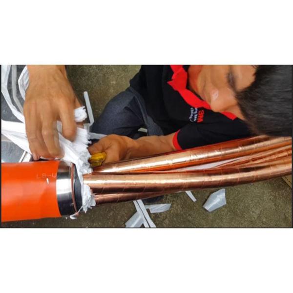 Hình ảnh của Hộp nối cáp đổ keo Resin