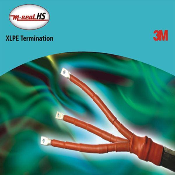 Hình ảnh của Đầu cáp (HSS), hộp nối (HST) hạ thế XLPE