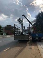 Picture of Dự án: Cải tạo - nâng cấp đường Liên Phường, Quận 9, TPHCM